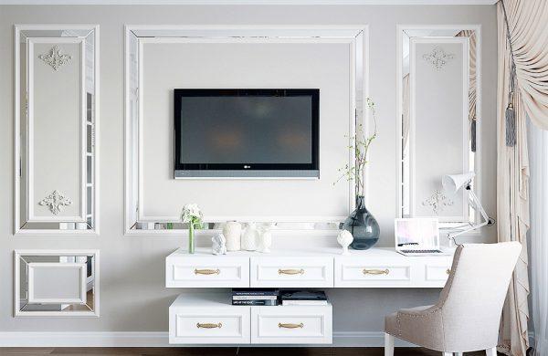 Hỏi xin mẫu thiết kế nội thất biệt thự cổ điển cao cấp?