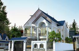 Chiêm ngưỡng biệt thự 2 tầng Mini siêu đẹp tại Từ Sơn