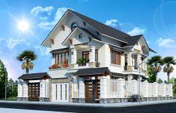 Công ty thiết kế biệt thự tân cổ điển tại Hà Nội